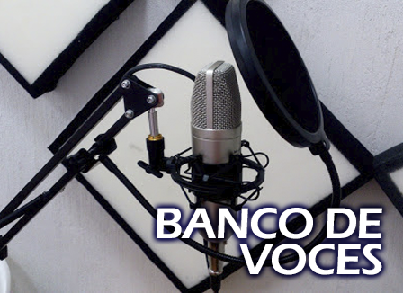 BANCO DE VOCES
